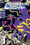 Cosmic Boy #4 comic books - cover scans photos Cosmic Boy #4 comic books - covers, picture gallery