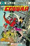 Cougar comic books