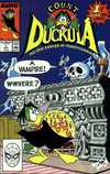 Count Duckula comic books