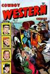 Cowboy Western Comics comic books