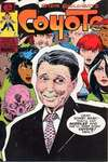 Coyote #16 comic books - cover scans photos Coyote #16 comic books - covers, picture gallery