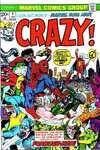 Crazy #1 comic books for sale