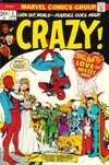 Crazy #2 comic books for sale