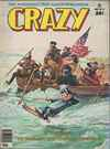 Crazy Magazine #17 Comic Books - Covers, Scans, Photos  in Crazy Magazine Comic Books - Covers, Scans, Gallery