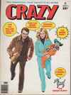 Crazy Magazine #18 comic books for sale