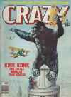 Crazy Magazine #19 comic books for sale
