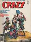 Crazy Magazine #20 Comic Books - Covers, Scans, Photos  in Crazy Magazine Comic Books - Covers, Scans, Gallery
