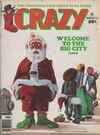Crazy Magazine #23 Comic Books - Covers, Scans, Photos  in Crazy Magazine Comic Books - Covers, Scans, Gallery