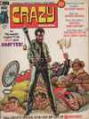 Crazy Magazine #4 comic books - cover scans photos Crazy Magazine #4 comic books - covers, picture gallery