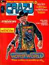 Crazy Magazine #5 Comic Books - Covers, Scans, Photos  in Crazy Magazine Comic Books - Covers, Scans, Gallery
