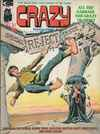 Crazy Magazine #7 comic books - cover scans photos Crazy Magazine #7 comic books - covers, picture gallery