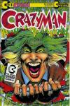 Crazyman #1 comic books - cover scans photos Crazyman #1 comic books - covers, picture gallery