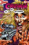 Crazyman #2 comic books for sale