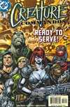 Creature Commandos #3 comic books - cover scans photos Creature Commandos #3 comic books - covers, picture gallery