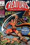 Creatures on the Loose #10 Comic Books - Covers, Scans, Photos  in Creatures on the Loose Comic Books - Covers, Scans, Gallery