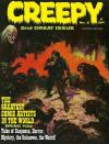 Creepy #2 Comic Books - Covers, Scans, Photos  in Creepy Comic Books - Covers, Scans, Gallery