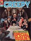 Creepy #50 cheap bargain discounted comic books Creepy #50 comic books