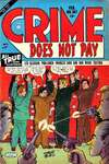 Crime Does Not Pay #107 comic books - cover scans photos Crime Does Not Pay #107 comic books - covers, picture gallery
