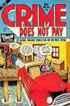 Crime Does Not Pay #110 comic books - cover scans photos Crime Does Not Pay #110 comic books - covers, picture gallery