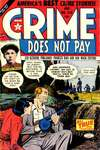 Crime Does Not Pay #118 comic books - cover scans photos Crime Does Not Pay #118 comic books - covers, picture gallery