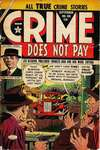 Crime Does Not Pay #126 comic books for sale