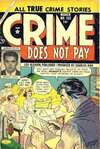 Crime Does Not Pay #132 comic books for sale