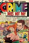 Crime Does Not Pay #138 comic books for sale