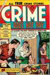 Crime Does Not Pay #139 comic books for sale