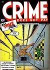 Crime Does Not Pay #34 Comic Books - Covers, Scans, Photos  in Crime Does Not Pay Comic Books - Covers, Scans, Gallery
