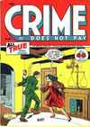 Crime Does Not Pay #45 Comic Books - Covers, Scans, Photos  in Crime Does Not Pay Comic Books - Covers, Scans, Gallery