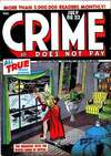 Crime Does Not Pay #53 comic books for sale