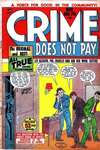 Crime Does Not Pay #70 comic books for sale