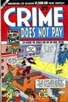 Crime Does Not Pay #73 comic books - cover scans photos Crime Does Not Pay #73 comic books - covers, picture gallery