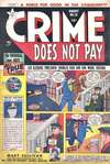 Crime Does Not Pay #78 comic books for sale