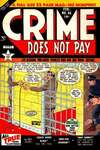 Crime Does Not Pay #84 comic books - cover scans photos Crime Does Not Pay #84 comic books - covers, picture gallery