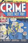 Crime Does Not Pay #85 comic books for sale