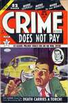 Crime Does Not Pay #88 comic books for sale