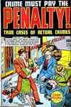 Crime Must Pay the Penalty comic books