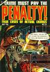 Crime Must Pay the Penalty #33 comic books - cover scans photos Crime Must Pay the Penalty #33 comic books - covers, picture gallery