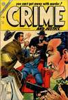 Crime and Justice #20 comic books for sale
