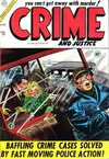 Crime and Justice #21 comic books - cover scans photos Crime and Justice #21 comic books - covers, picture gallery