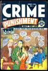 Crime and Punishment #5 Comic Books - Covers, Scans, Photos  in Crime and Punishment Comic Books - Covers, Scans, Gallery