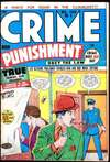 Crime and Punishment #9 Comic Books - Covers, Scans, Photos  in Crime and Punishment Comic Books - Covers, Scans, Gallery