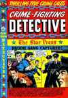 Crime-Fighting Detective Comic Books. Crime-Fighting Detective Comics.