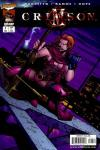 Crimson #4 comic books - cover scans photos Crimson #4 comic books - covers, picture gallery