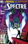 Crisis Aftermath: The Spectre #3 comic books - cover scans photos Crisis Aftermath: The Spectre #3 comic books - covers, picture gallery