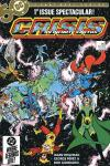Crisis on Infinite Earths #1 comic books - cover scans photos Crisis on Infinite Earths #1 comic books - covers, picture gallery