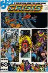Crisis on Infinite Earths #11 comic books - cover scans photos Crisis on Infinite Earths #11 comic books - covers, picture gallery