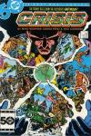 Crisis on Infinite Earths #3 comic books for sale