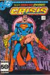 Crisis on Infinite Earths #7 comic books - cover scans photos Crisis on Infinite Earths #7 comic books - covers, picture gallery